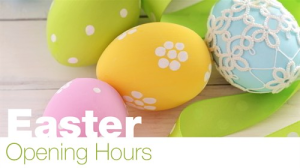 Enjoy Easter with DT Hair!